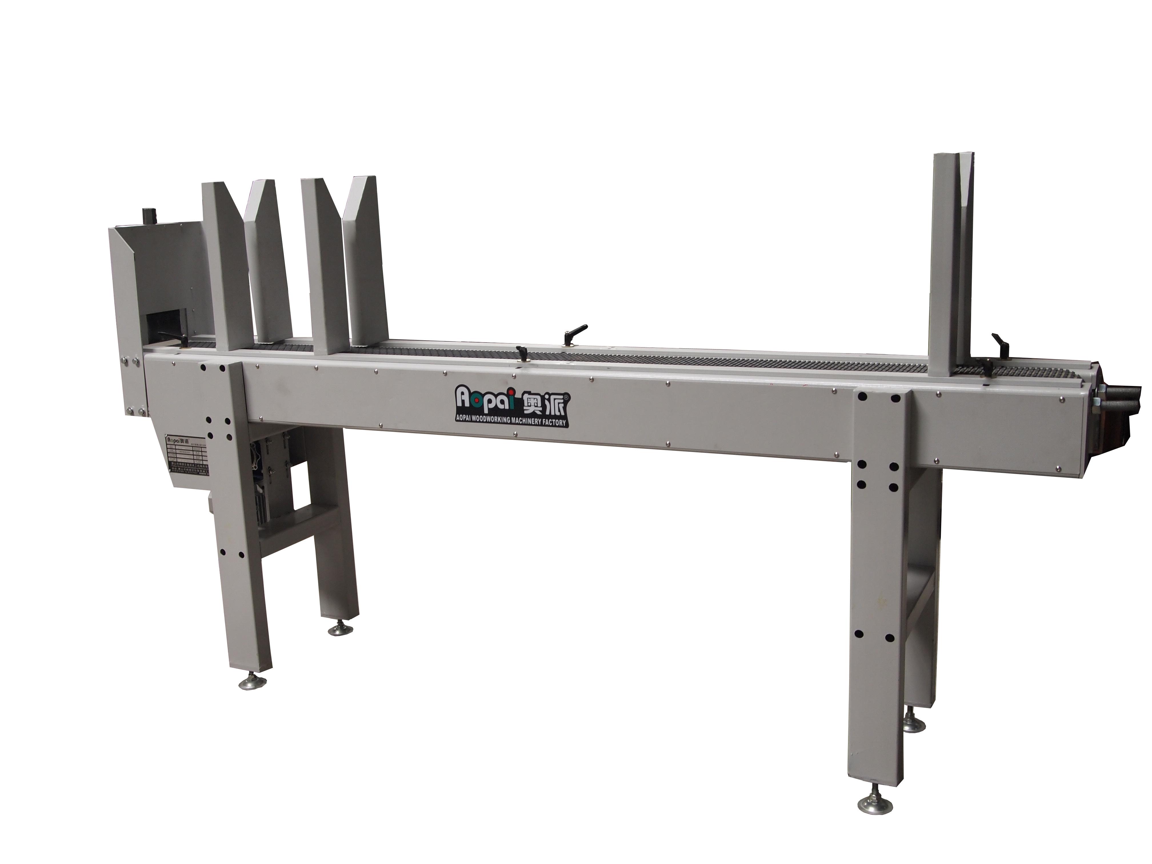 奥派线条送料机 (皮带式)木工机械设备生产产家AP-SLJ-240-砂光机价格