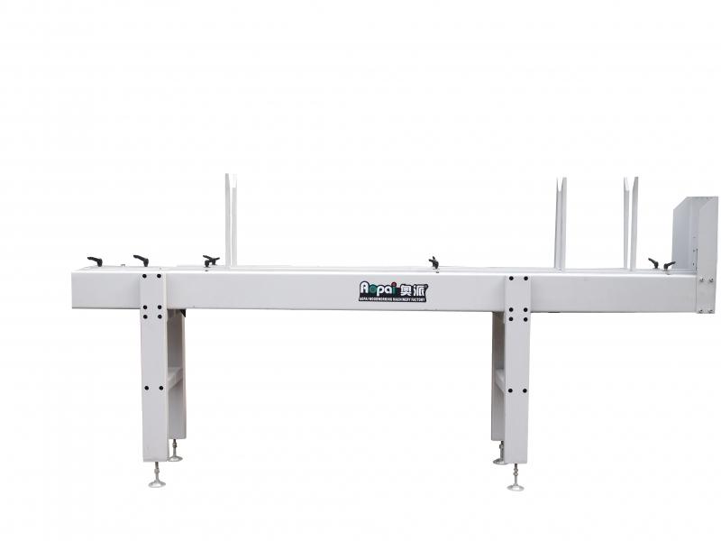 河北奥派 线条送料机 木工机械设备生产产家(气动式)AP-SLJ-240-砂光家厂家