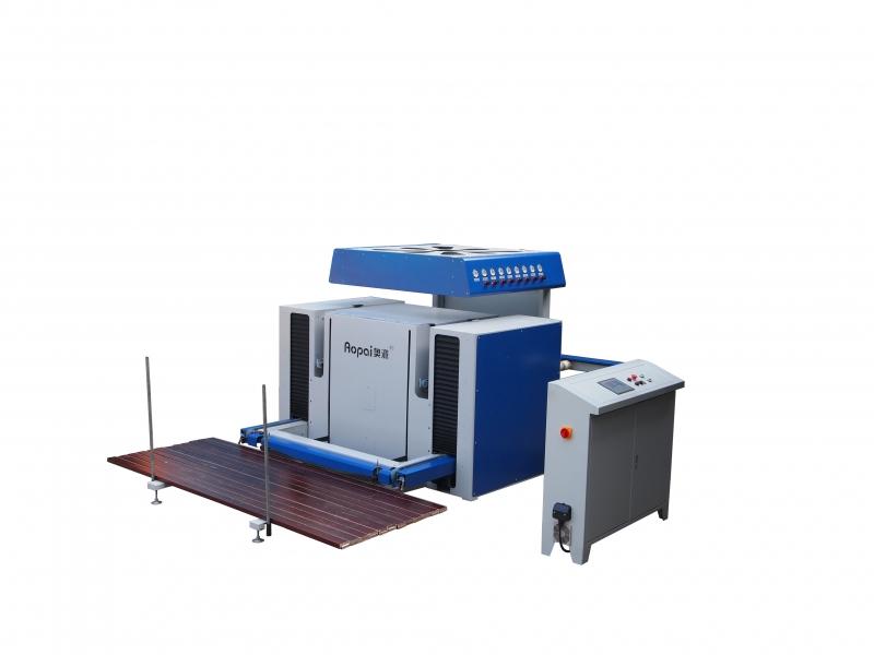 四川奥派全自动线条堆剁机 木工机械设备生产产家 AP-DDJ900
