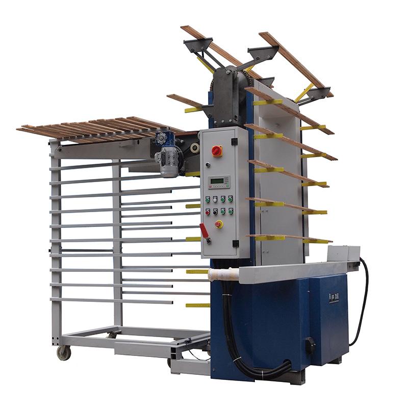 奥派全自动线条上架机 木工机械设备生产产家 节省人工成本 AP-ZSJ-180-砂光机厂家