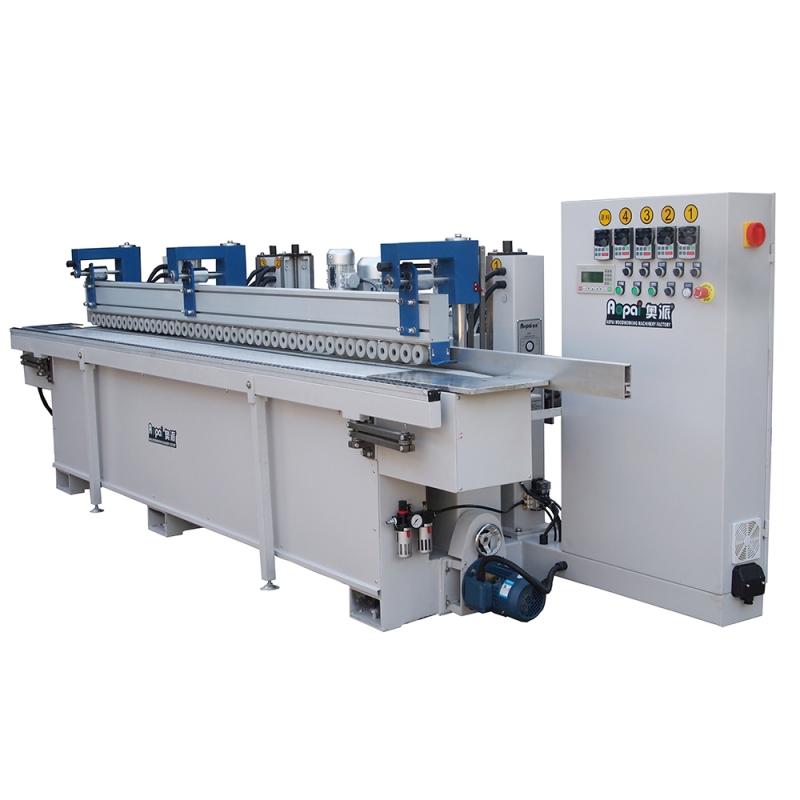 四川奥派 门框衣柜门 砂边机  佛山木工机械设备生产产家AP-SBJ-2S2H(3535)